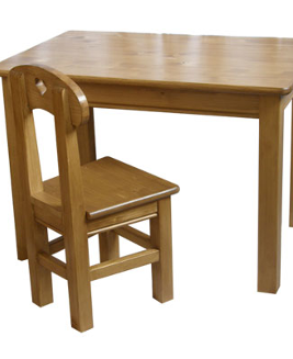 TABLE RECTANGULAIRE - AD215